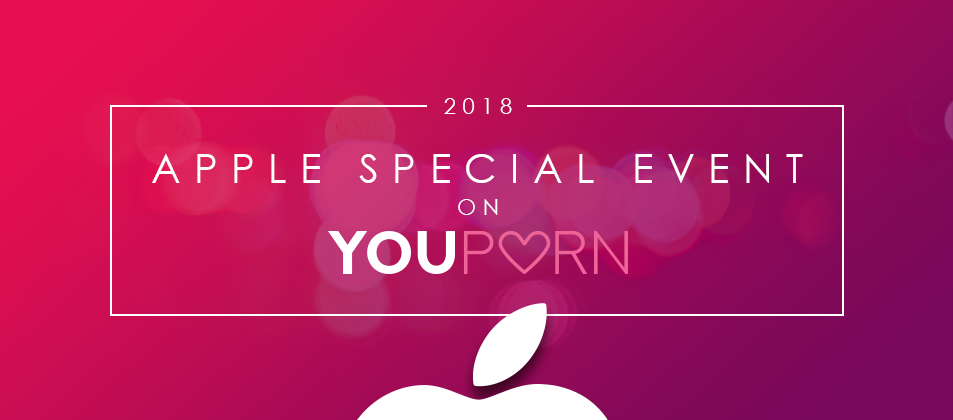 2018 Apple Special Event on YouPorn