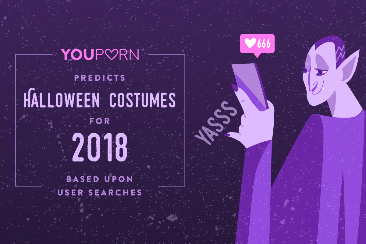 Most Popular Costumes for 2018 According to YouPorn Searches